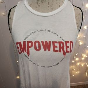 Fifth Sun Tops - 3 for $15💚💚 Empowered Tank